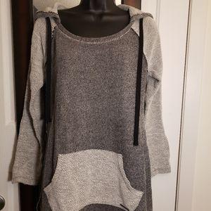 Mac NY oversized sweater
